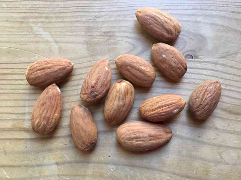 nutrisystem day 14 reboot almonds
