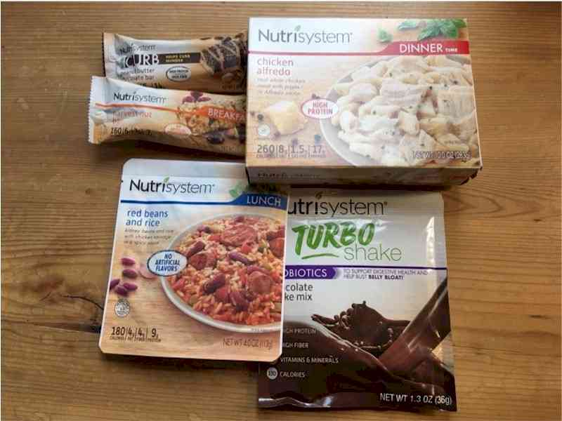 nutrisystem day 5 all foods for day