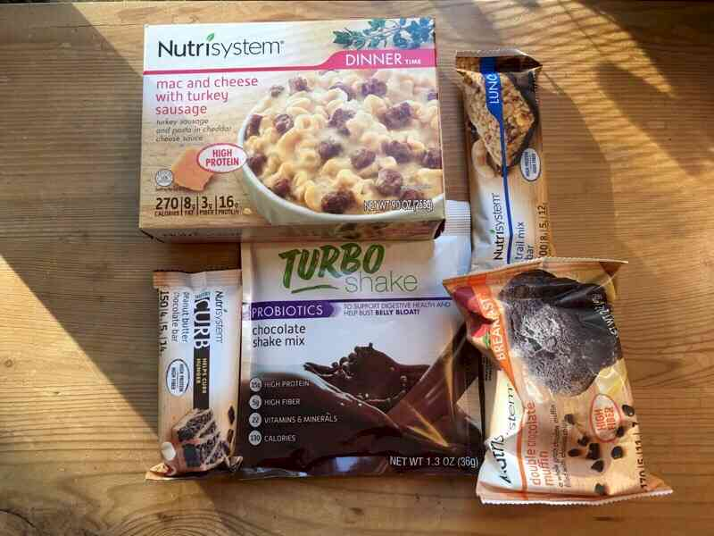 nutrisystem reboot day 6 all foods