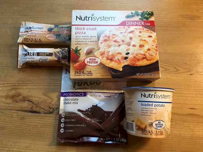 nutrisystem reboot day 7 all foods