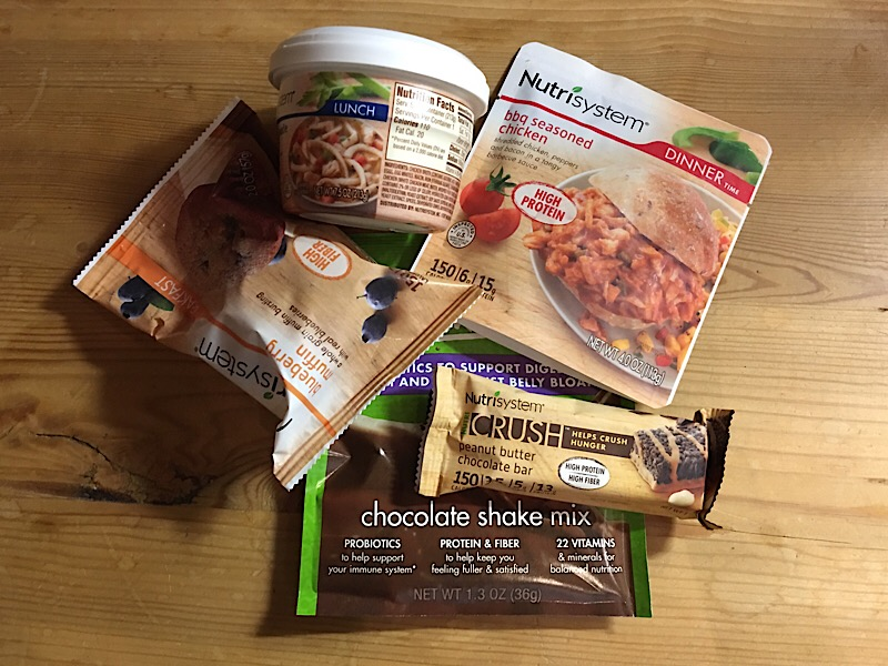 turbo 13 day 3 my nutrisystem foods today