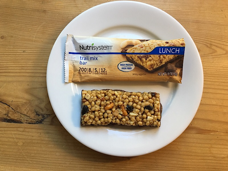 nutrisystem turbo 13 day 5 lunch