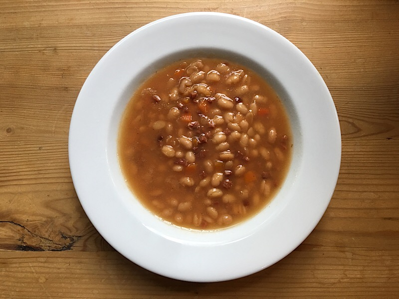 nutrisystem beans and ham soup