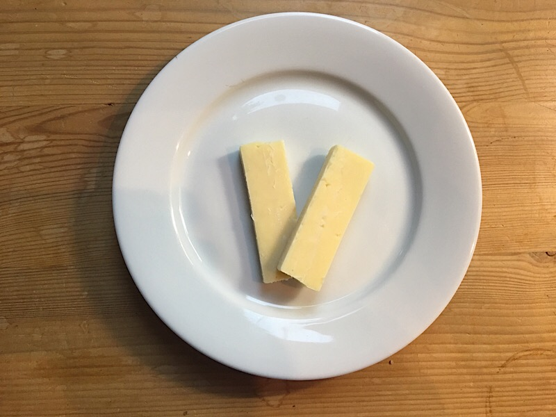 slimming world day 29 pre-breakfast cheese
