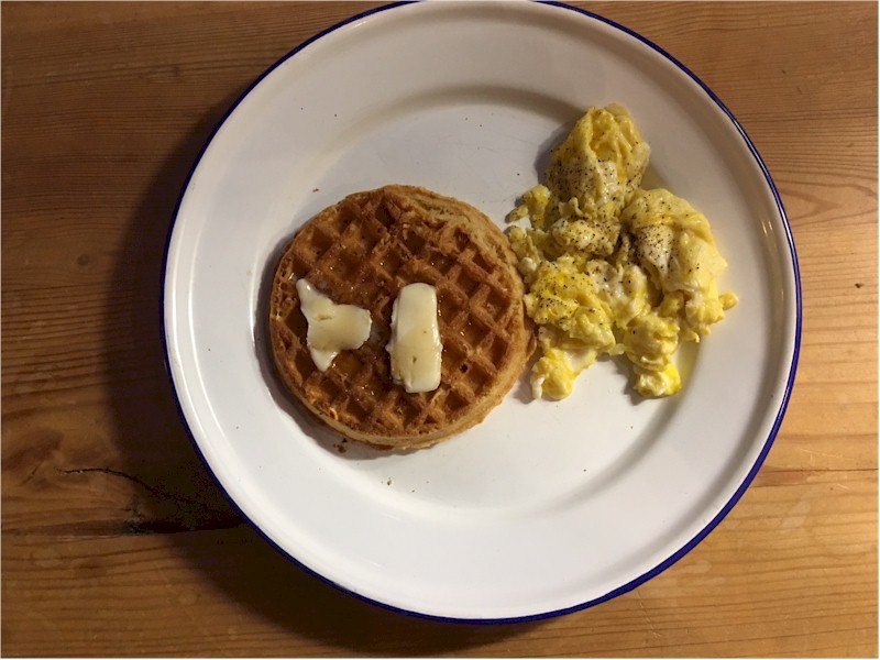 waffles-and-eggs