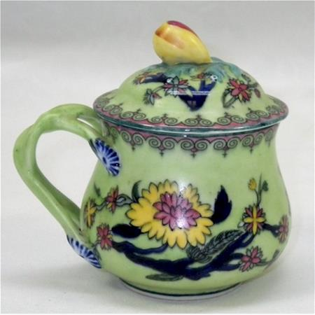 royal worcester pot de creme front view
