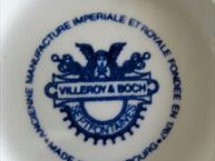 villeroy boch pot de creme mark