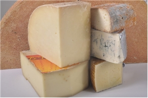 Raw Milk Assortment