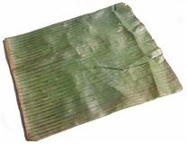banana leaves, frozen 4pk