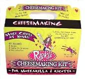 30 minute mozzarella cheese making kit