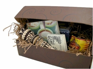 mexican chocolate gift box