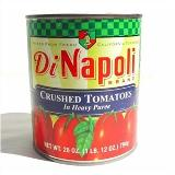 dinapoli crushed tomatoes in puree (case)