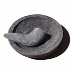 indonesian mortar and pestle