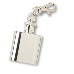flask - mini keychain