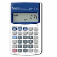 kitchen conversions calculator (hand held)