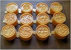 cookie mold, lunar new year s/12