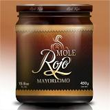 chocolate mayordomo / mole rojo 16oz