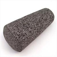 molcajete smooth stone pestle only