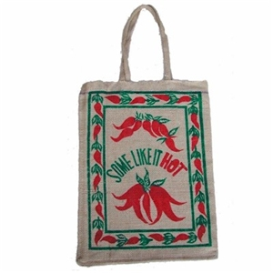 some like it hot chile tote