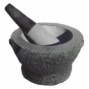 Mortar and pestle article gourmetsleuth Motor pestle