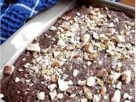 almond fudge brownines
