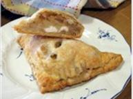 Apple Almond Cream Cheese Hand Pies