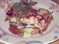 Grilled Atlantic Swordfish