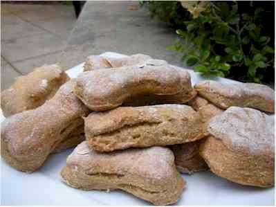 basic dog biscuit treat recipe