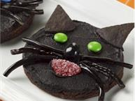 Cool Black Cat Cookies