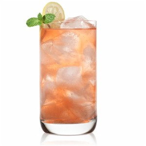 Image of Blood Orange Fizz, Gourmet Sleuth