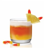 Candy Corn Cocktail
