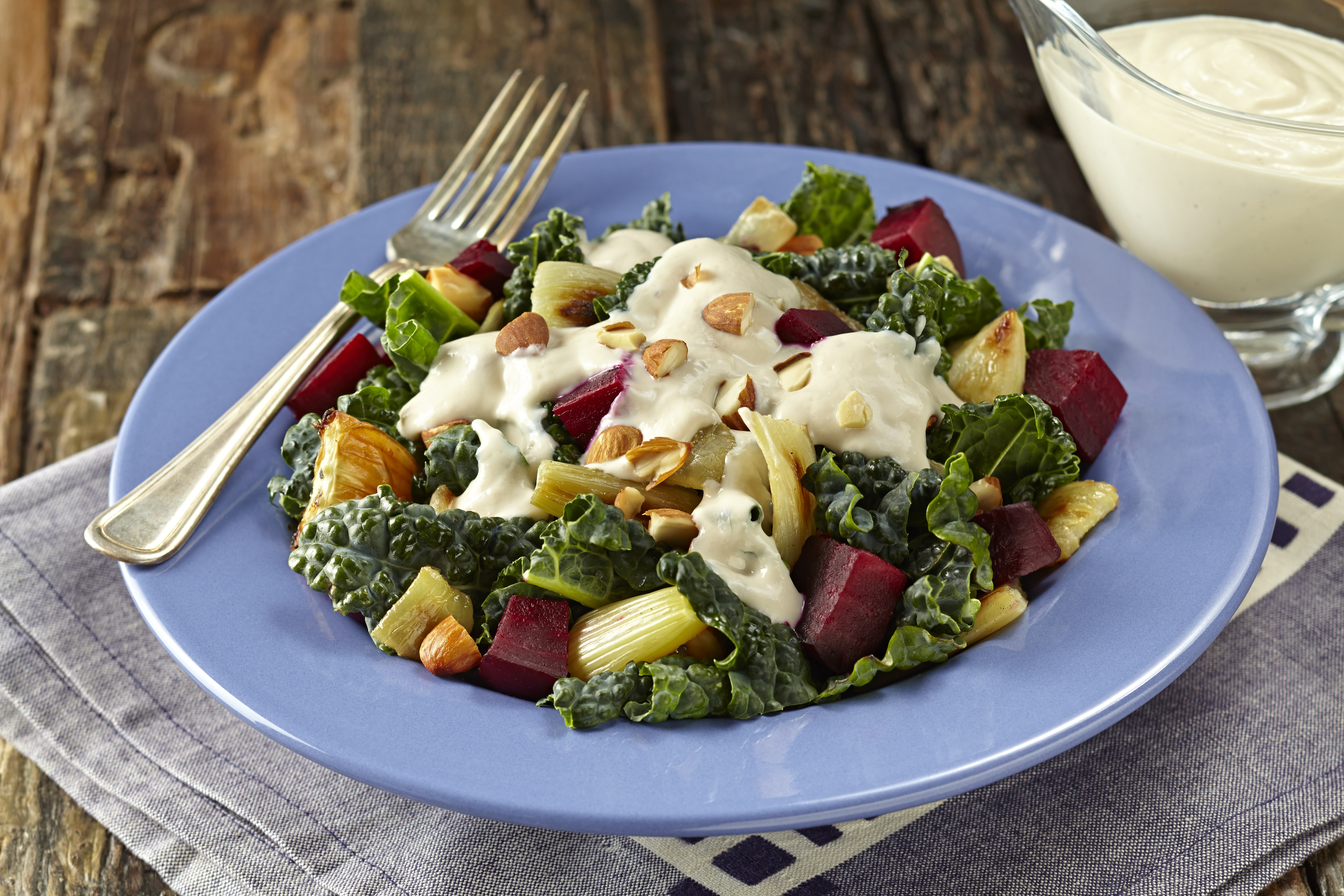 ... , Beets and Fennel with Creamy Tofu Dressing : Recipe - GourmetSleuth