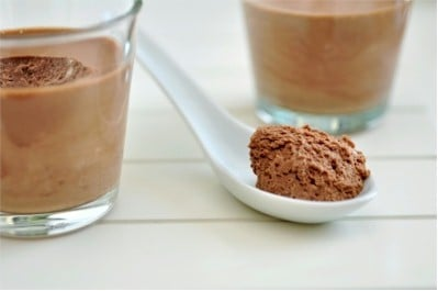 chocolate-cheese-mousse