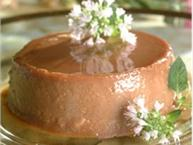 Mexican Chocolate Cream Cheese Flan