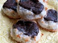 Coconut Brownie Cookies