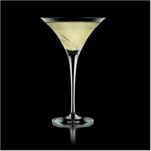 french ginger martini