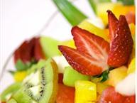 fresh fruit salad