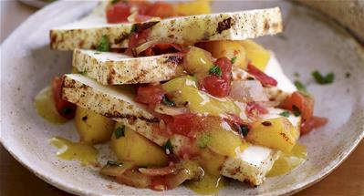 grilled-paneer-with-mango