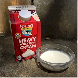 Heavy Cream Substitutes Ingredients Equivalents Gourmetsleuth