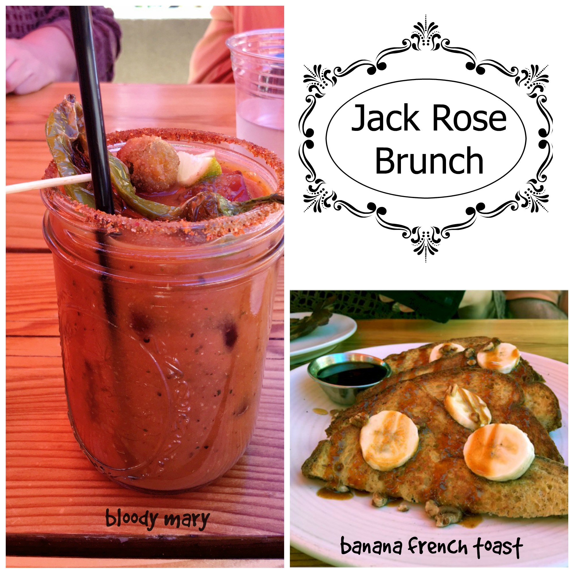 jack rose libation house brunch