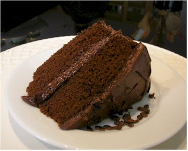 Chocolate Mayonnaise Cake : Recipe - GourmetSleuth