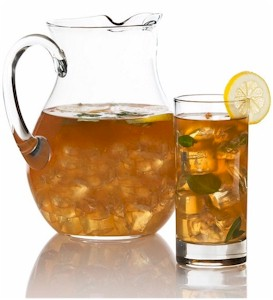 liber-tea ice tea beverage