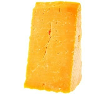 make cheddar cheese