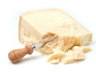 make parmesan cheese