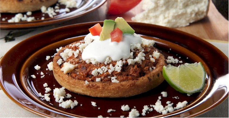 mexican-sopes