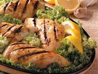 Mustard-Herb Chicken Breast