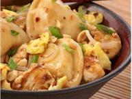 pierogy pad thai