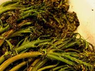 roasted broccolini