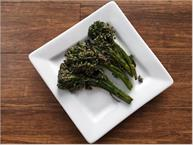 Oven Roasted Broccolini