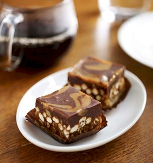 Image of Starbucks Salted Carmel Sweet Squares, Gourmet Sleuth